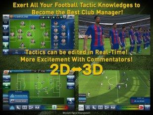 pes club manager screenshot 4