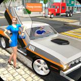 Muscle Car Simulator Icon
