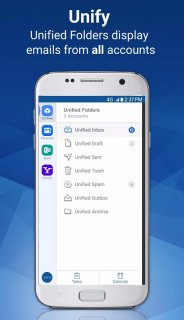 Email Blue Mail - Calendar & Tasks screenshot 4