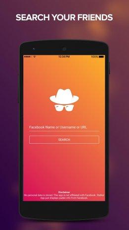 Stalker For Facebook 1 0 2 Download APK for Android - Aptoide