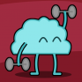 brain games mental training icon