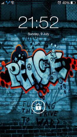 Graffiti Wallpaper Qhd Lock Screen Free 1 1 2 0 Download Apk For