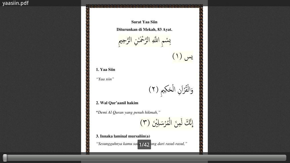 Bacaan Tahlil dan Doa Lengkap
