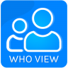 Who Viewed My Facebook Profile, Profile Tracker Icon