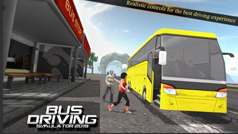 bus driver simulator 2019 download pc
