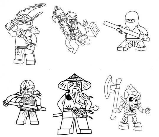 Lego Ninjago Coloring 10 Laden Sie Apk Für Android Herunter Aptoide