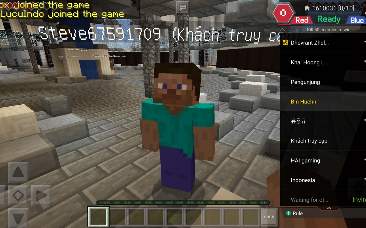 Multiplayer para Minecraft PE - Servidores screenshot 1