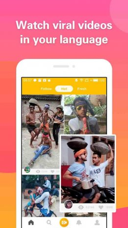 4Fun - Funny Video, Status For WhatsApp,Share&Chat 3 46