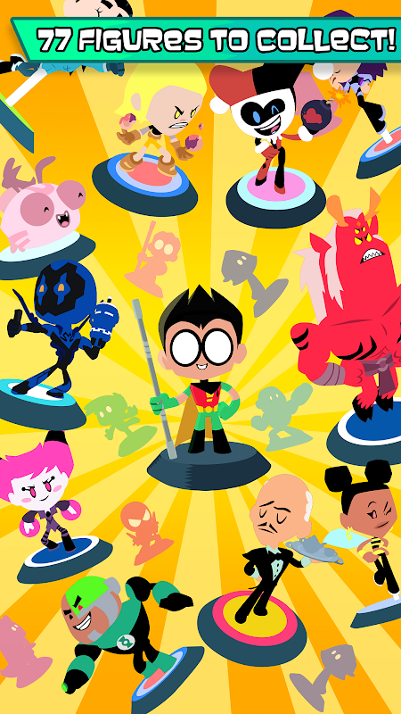 Teeny Titans - Teen Titans Go! screenshot 1