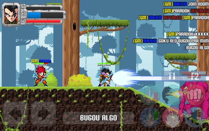 Saiyan Arena Online - Beta screenshot 2