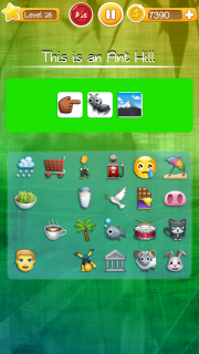 Words to Emojis – Fun Emoji Guessing Quiz Game screenshot 3