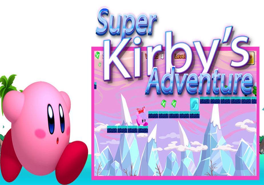 Super Adventure of Kirby screenshot 2