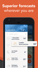 accuweather weather forecast screenshot 22