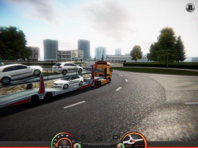 Simulador de caminhão: Europa 2 screenshot 1