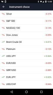 Trade Prediction screenshot 4
