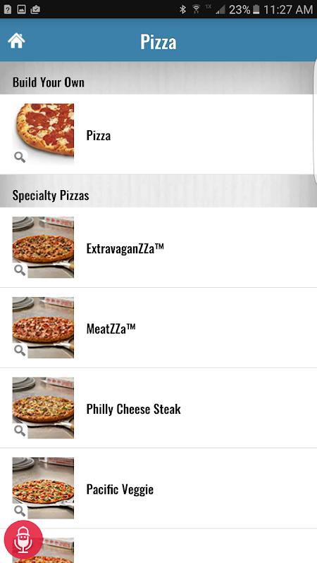 Domino's Pizza USA screenshot 3