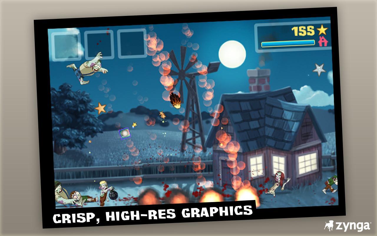 ZombieSmash screenshot 2