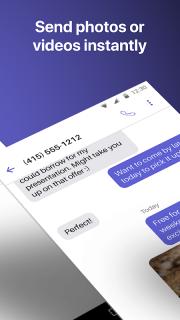 Text Free: Free Text Plus Call screenshot 4