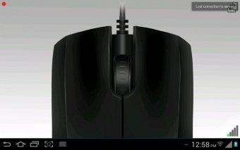 Accelerometer Mouse Screenshot
