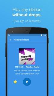 Simple Radio by Streema screenshot 2