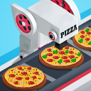 Cake Pizza Factory Tycoon: Kitchen Cooking Game