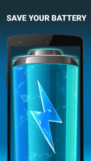 PowerPro: Battery Saver - manage your battery life screenshot 1