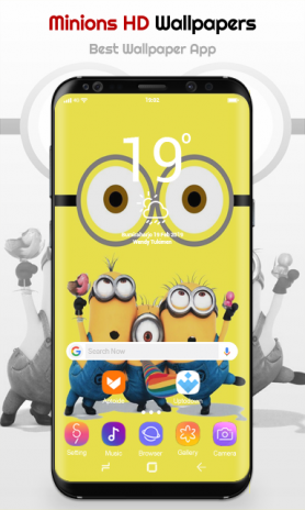 Minions Wallpapers And Video 3 2 Download Apk For Android Aptoide