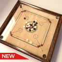 Classic Real Carrom Board Game
