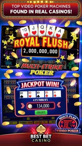 Best Bet Casino Pechanga S Free Slots Poker 1 95 Download
