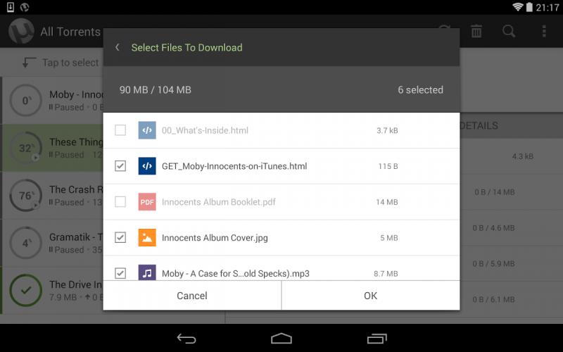 µTorrent® Pro - Torrent App screenshot 15