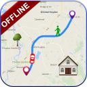 Offline Maps & Driving Route