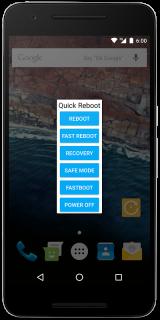 Quick Reboot Pro [ROOT] screenshot 15