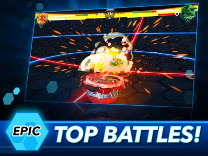 BEYBLADE BURST app screenshot 14