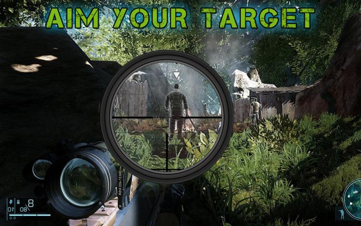 Sniper Fury 3D Assassin Killer Gun Shooting Games 1 0 0