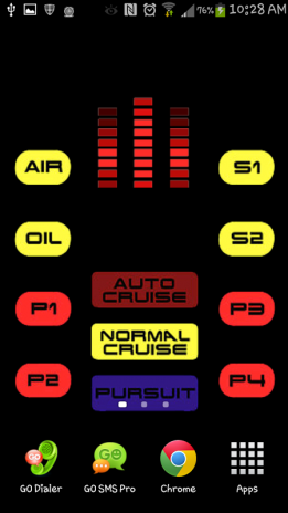 Talking Phone Live Wallpaper Screenshot 1