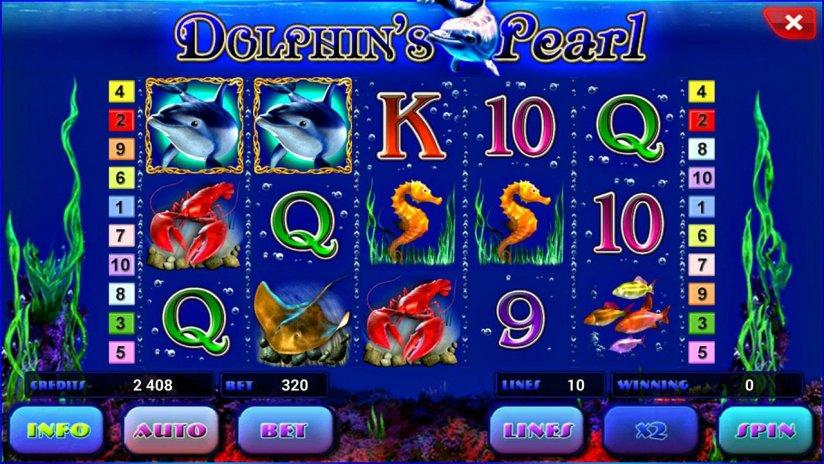Sharky описание игрового автомата