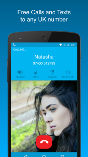 FreedomPop Free Call and Text screenshot 3