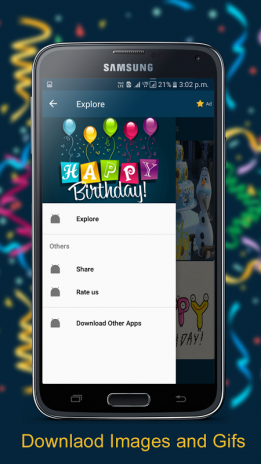 Happy birthday greetings 2017 151 download apk for android aptoide happy birthday greetings 2017 screenshot 3 m4hsunfo