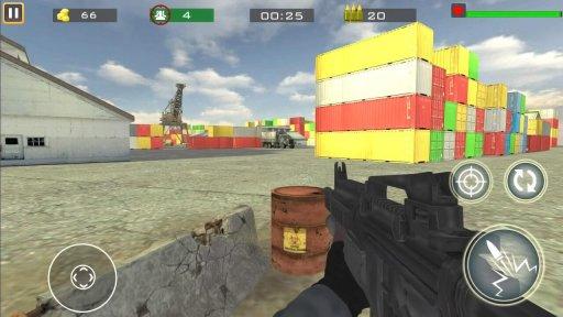 Counter Terrorist - Gun Shooting Game screenshot 2