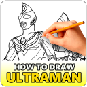 How to Draw Ultra Characters