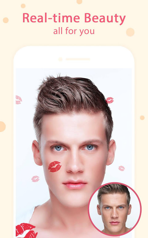 Sweet Selfie Makeup screenshot 2