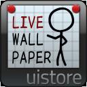 StickMan LiveWallpaper