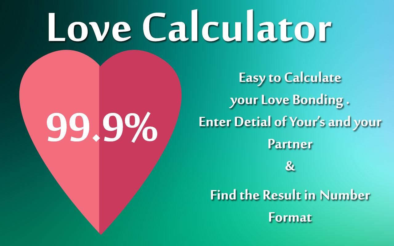 Real Love Calculator 1 03