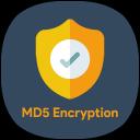 Encrypted Message md5 DK
