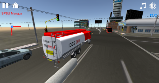 IDBS Truk Tangki screenshot 3