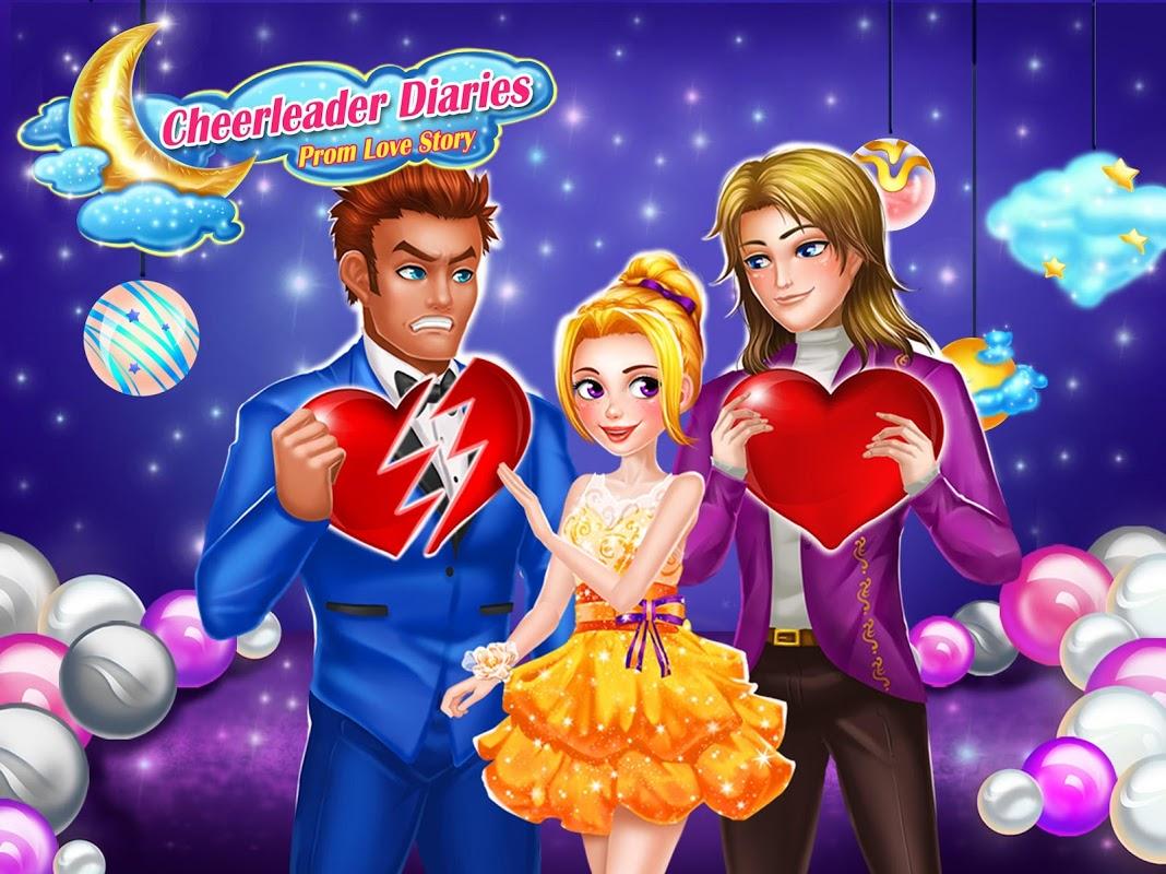 Cheerleader Diaries 1: Senior Prom Love Story screenshot 1