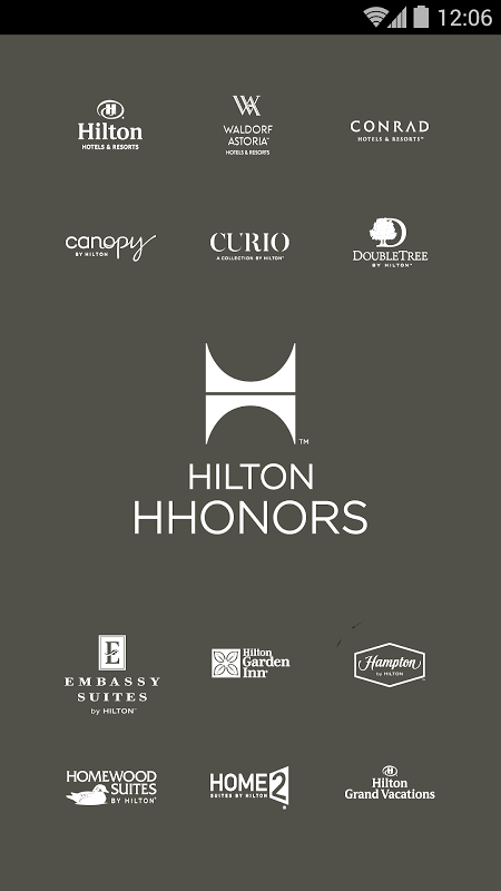 Hilton Honors screenshot 2