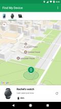 Find My Device Screenshot