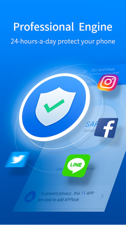 DU Security - Applock & Privacy Guard 3 3 7 Download APK for Android