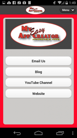 My Easy App Creator Mobile App 1 0 15 Download APK for Android - Aptoide